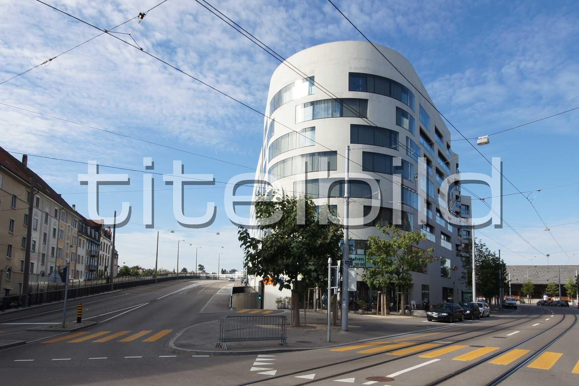 Projektbild-Nr. 1: Voltazentrum Baufeld A