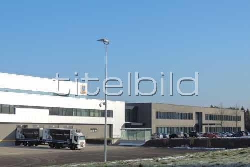 Bild-Nr: 1des Objektes Aldi Suisse AG, Hauptsitz & Verteilzentrum