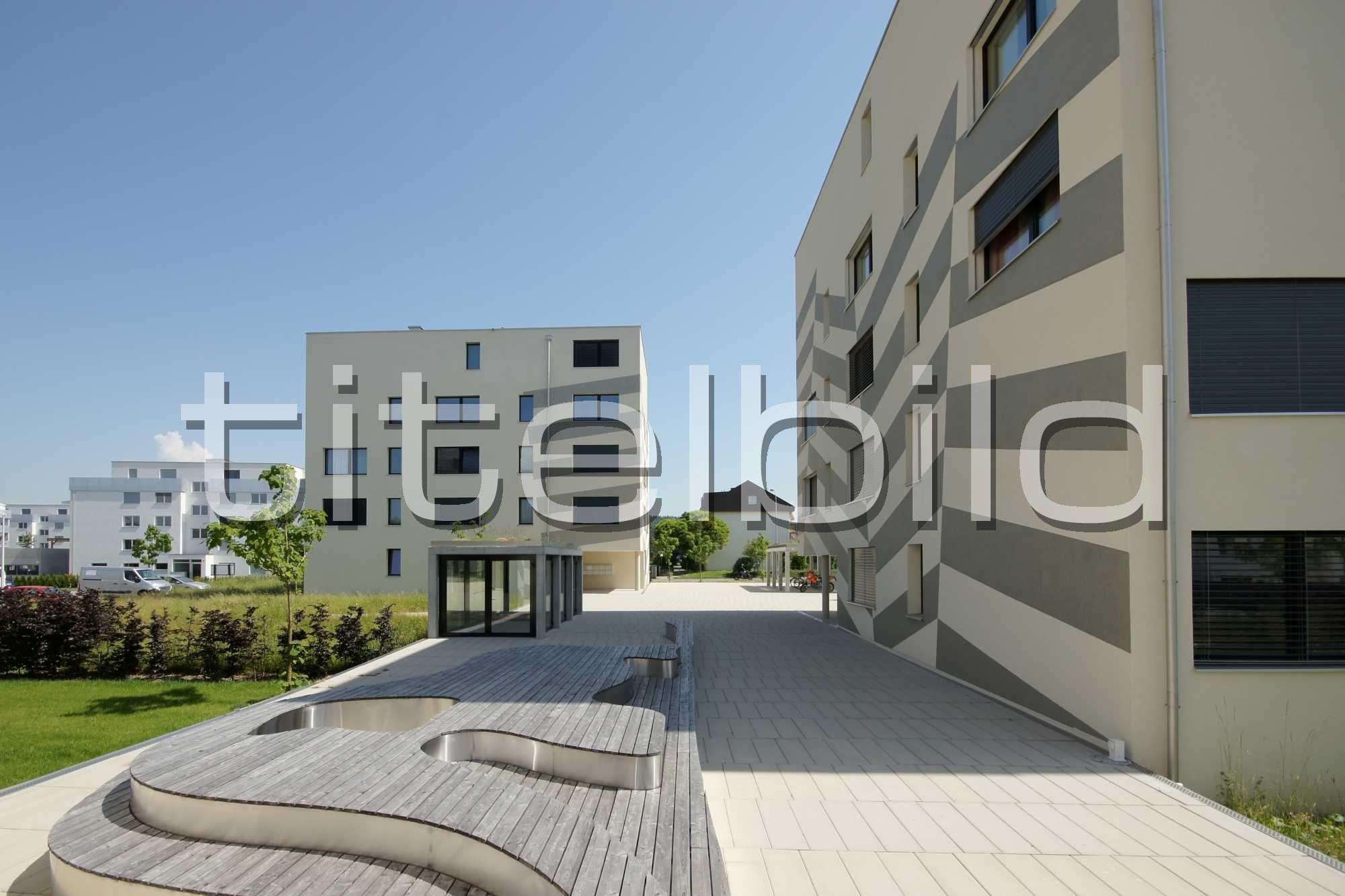 Projektbild-Nr. 0: Wohnüberbauung Dockland