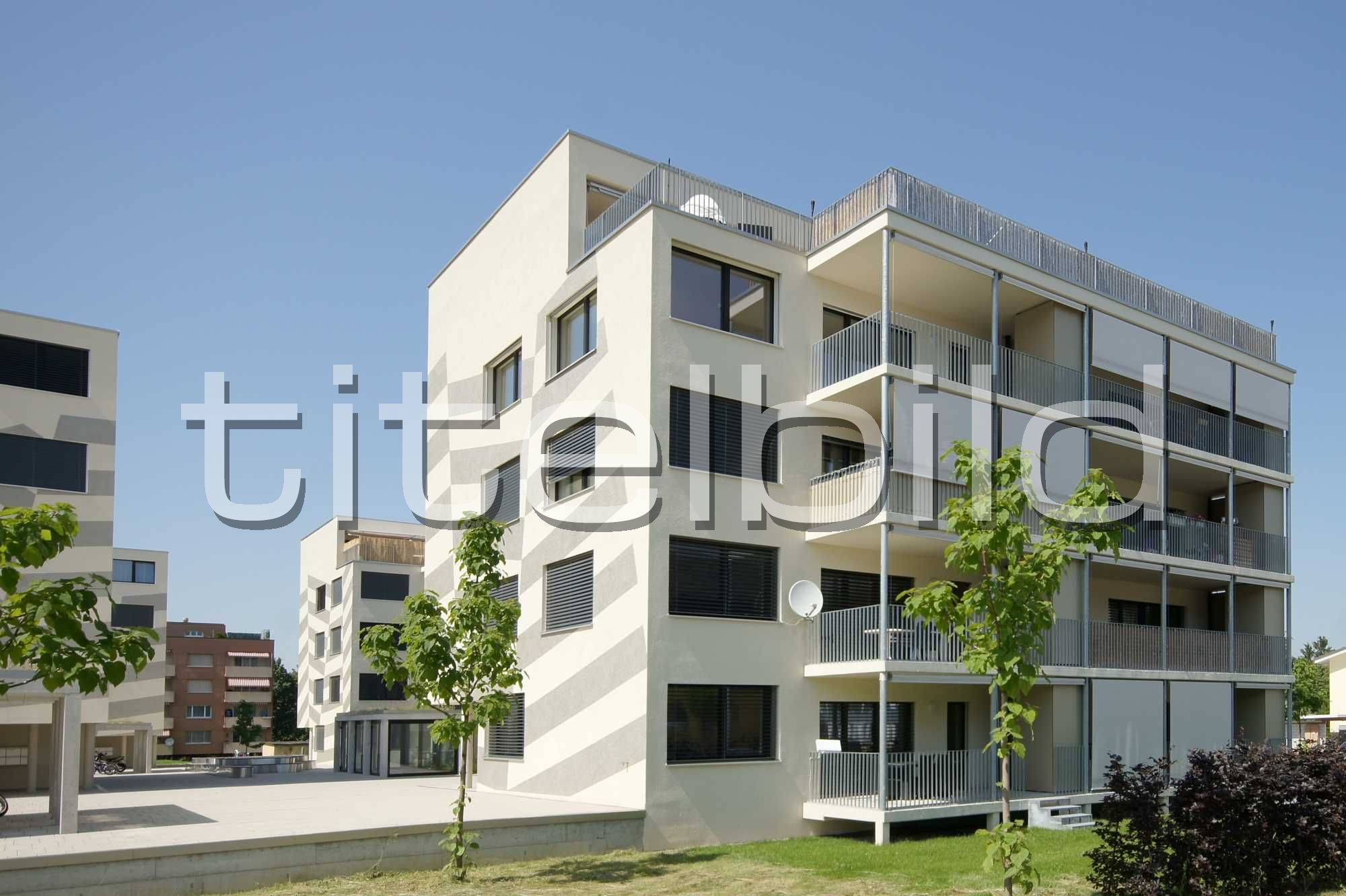 Projektbild-Nr. 1: Wohnüberbauung Dockland