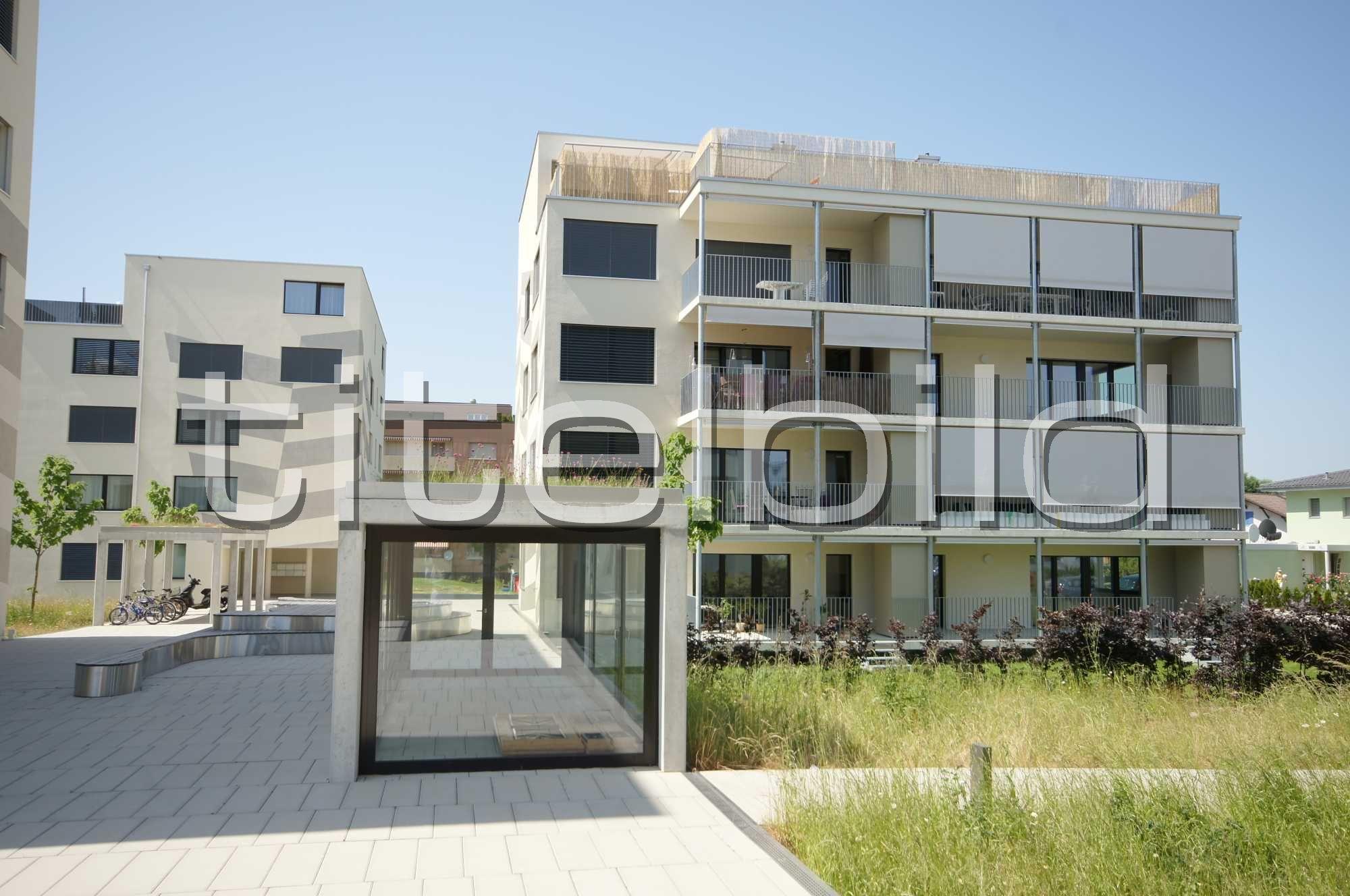 Projektbild-Nr. 2: Wohnüberbauung Dockland