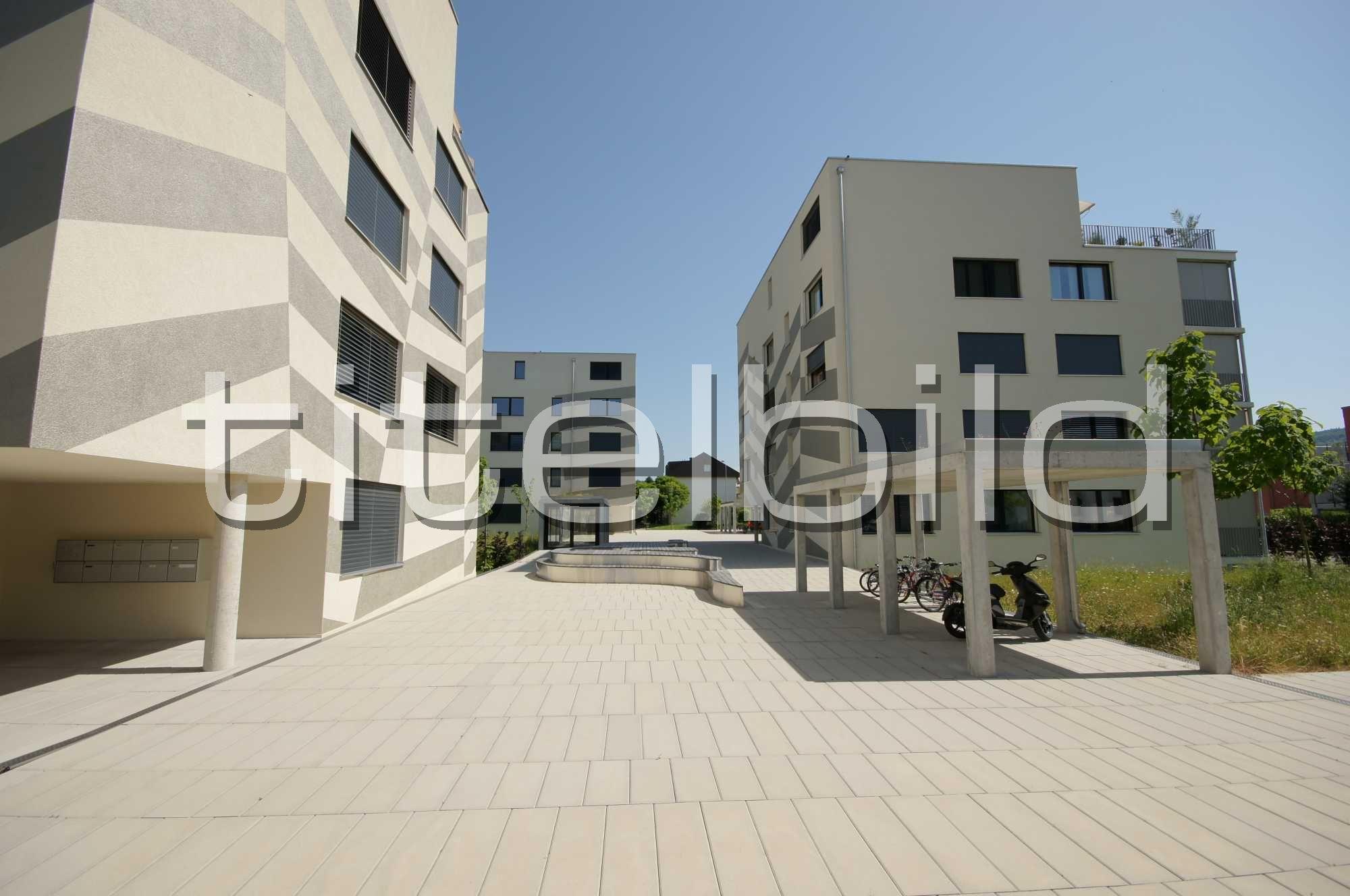 Projektbild-Nr. 3: Wohnüberbauung Dockland