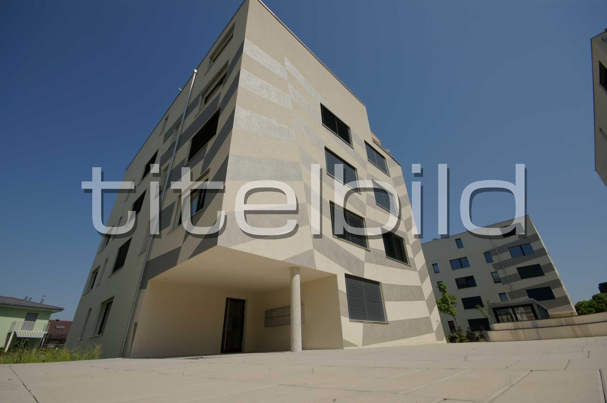 Projektbild-Nr. 4: Wohnüberbauung Dockland