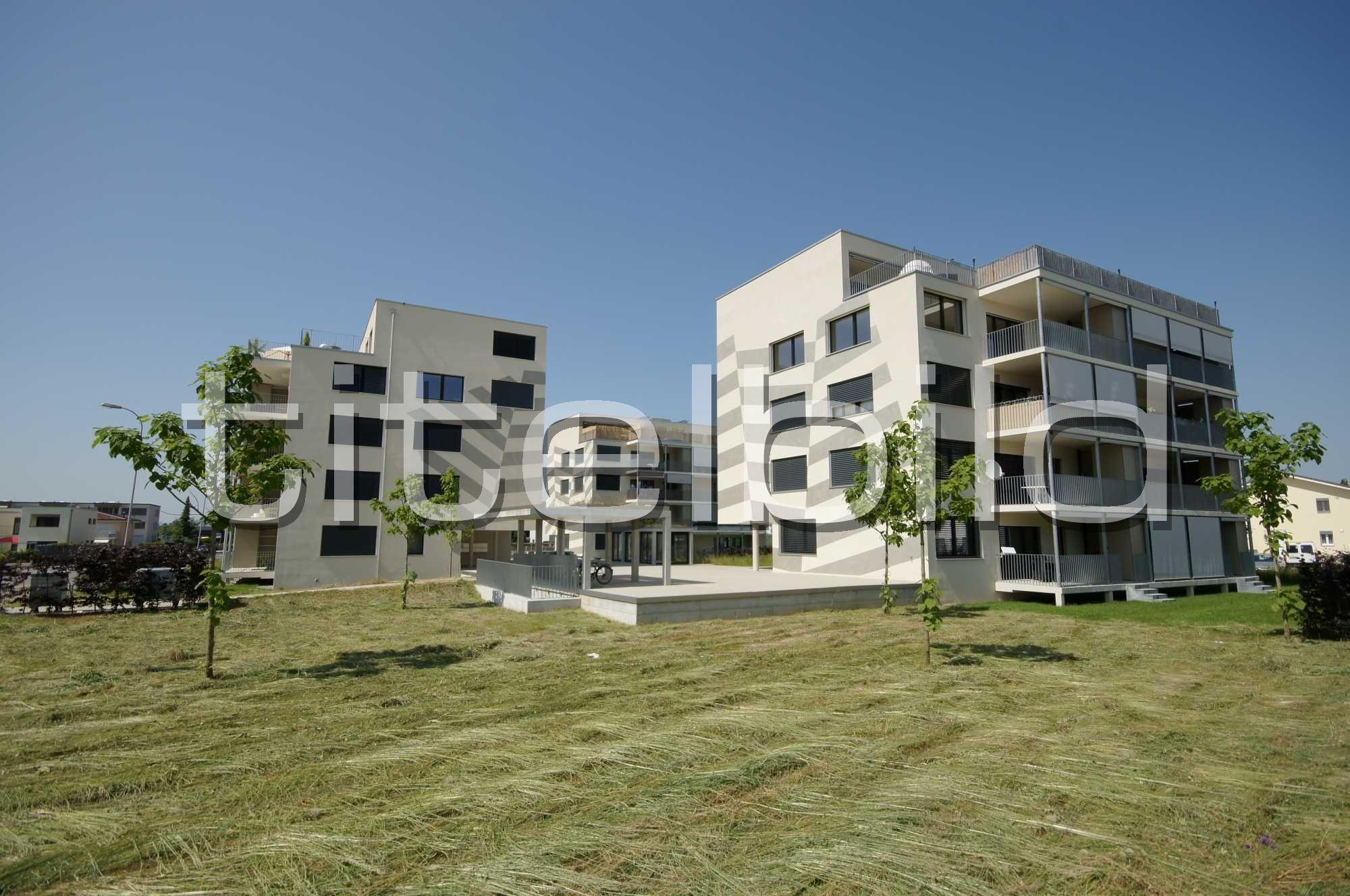 Projektbild-Nr. 5: Wohnüberbauung Dockland