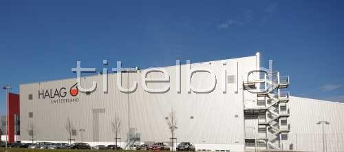 Bild-Nr: 4des Objektes Betriebsneubau Halag Chemie AG