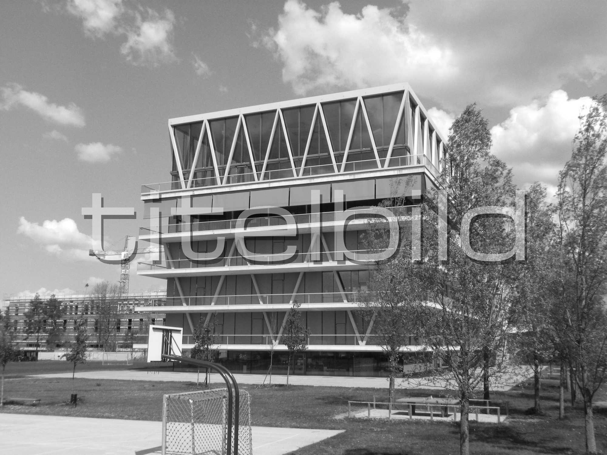 Projektbild-Nr. 9: Schulhaus Leutschenbach
