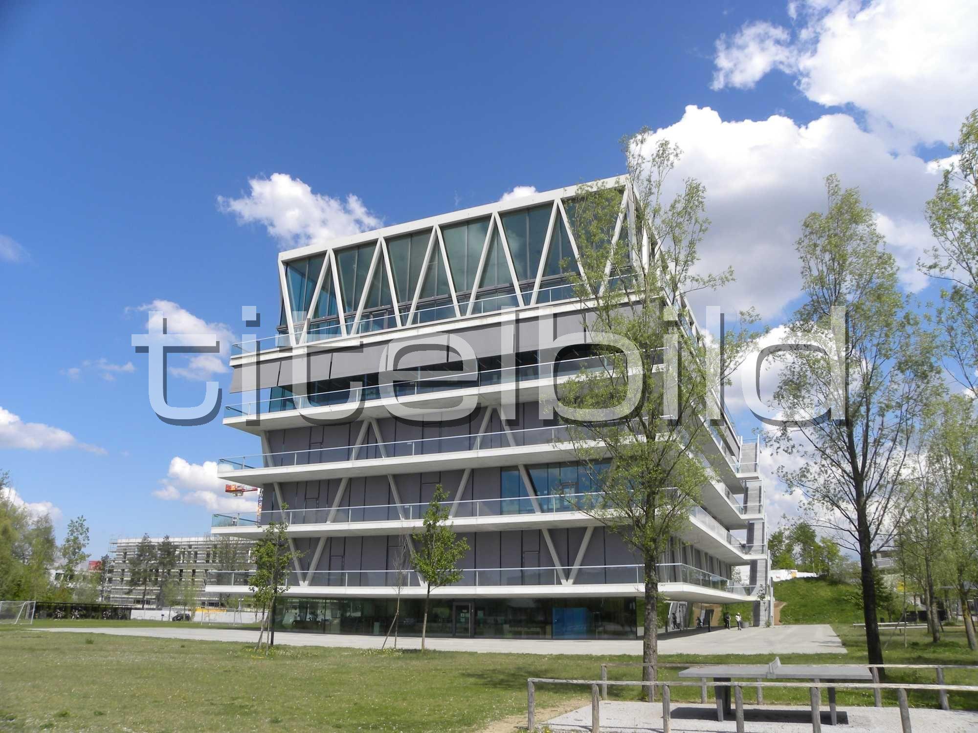 Projektbild-Nr. 1: Schulhaus Leutschenbach