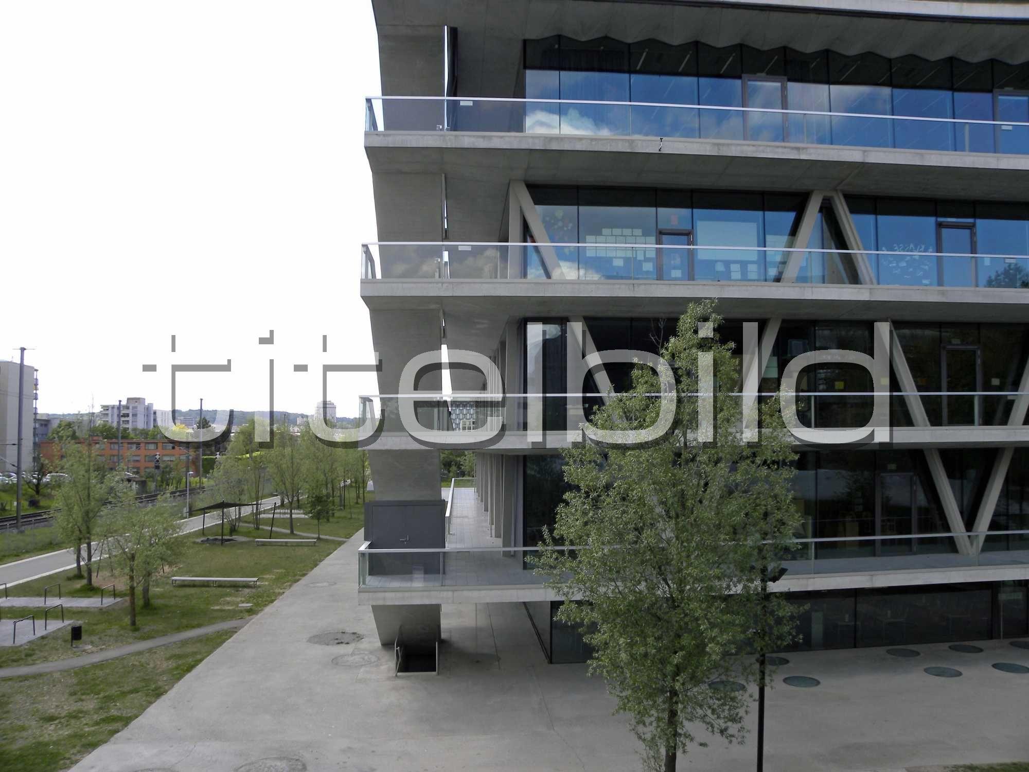 Projektbild-Nr. 4: Schulhaus Leutschenbach