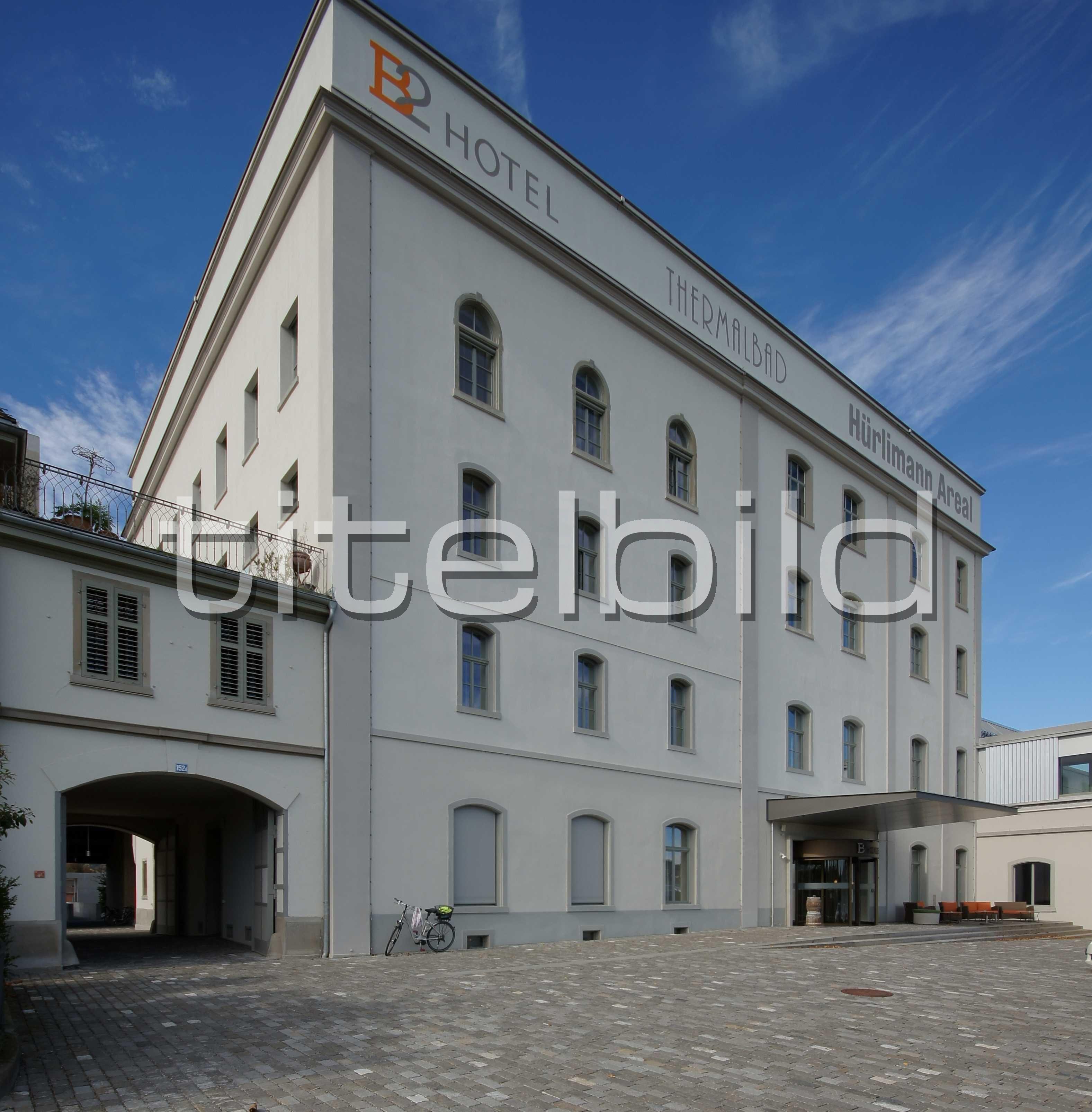 Objektbilder b2 boutique hotel z rich for Freiburg boutique hotel