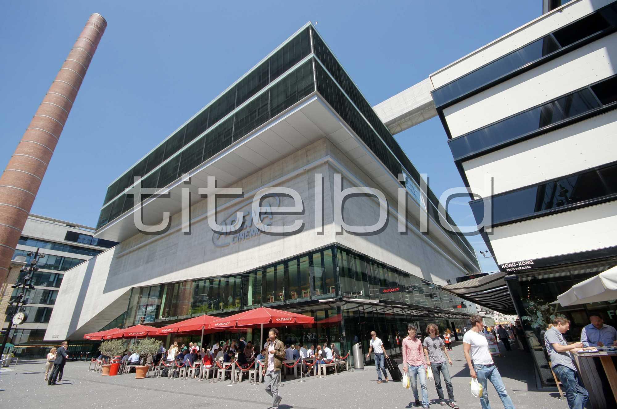 Projektbild-Nr. 0: Areal Sihlcity Zürich Süd