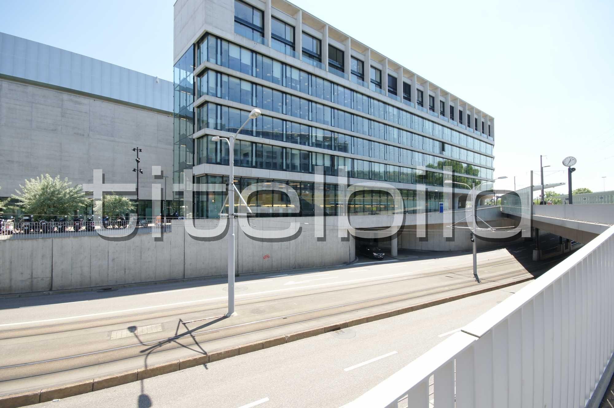 Projektbild-Nr. 4: Areal Sihlcity Zürich Süd