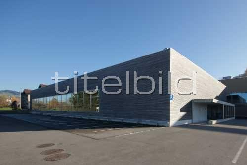 Bild-Nr: 1des Objektes Neubau Doppelturnhalle Maihof