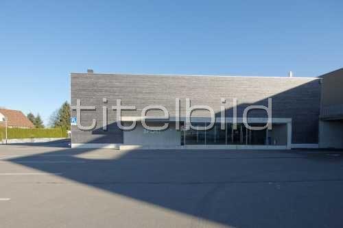 Bild-Nr: 2des Objektes Neubau Doppelturnhalle Maihof