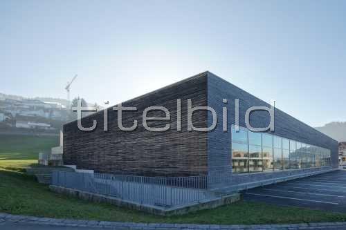 Bild-Nr: 4des Objektes Neubau Doppelturnhalle Maihof