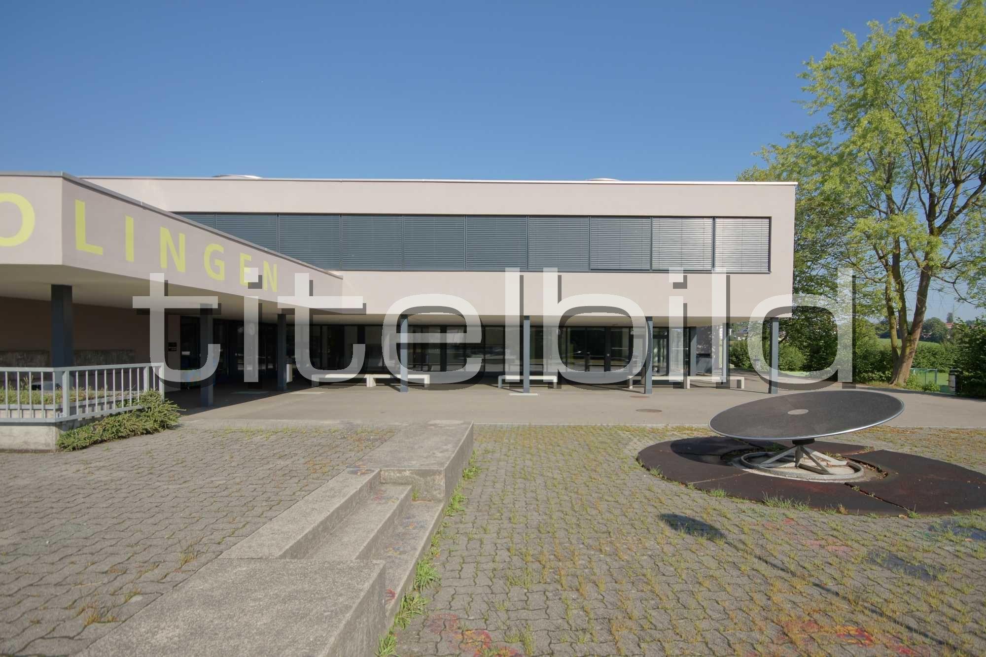 Projektbild-Nr. 0: Schulhaus Hermolingen