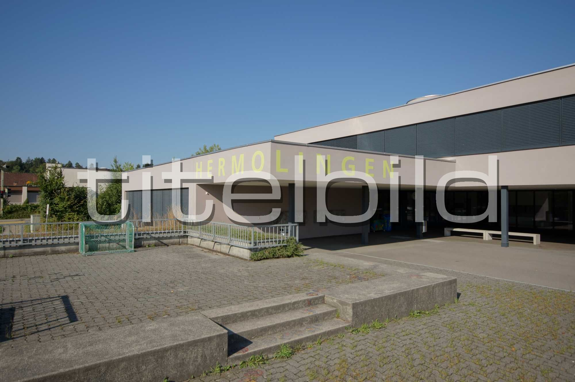 Projektbild-Nr. 1: Schulhaus Hermolingen
