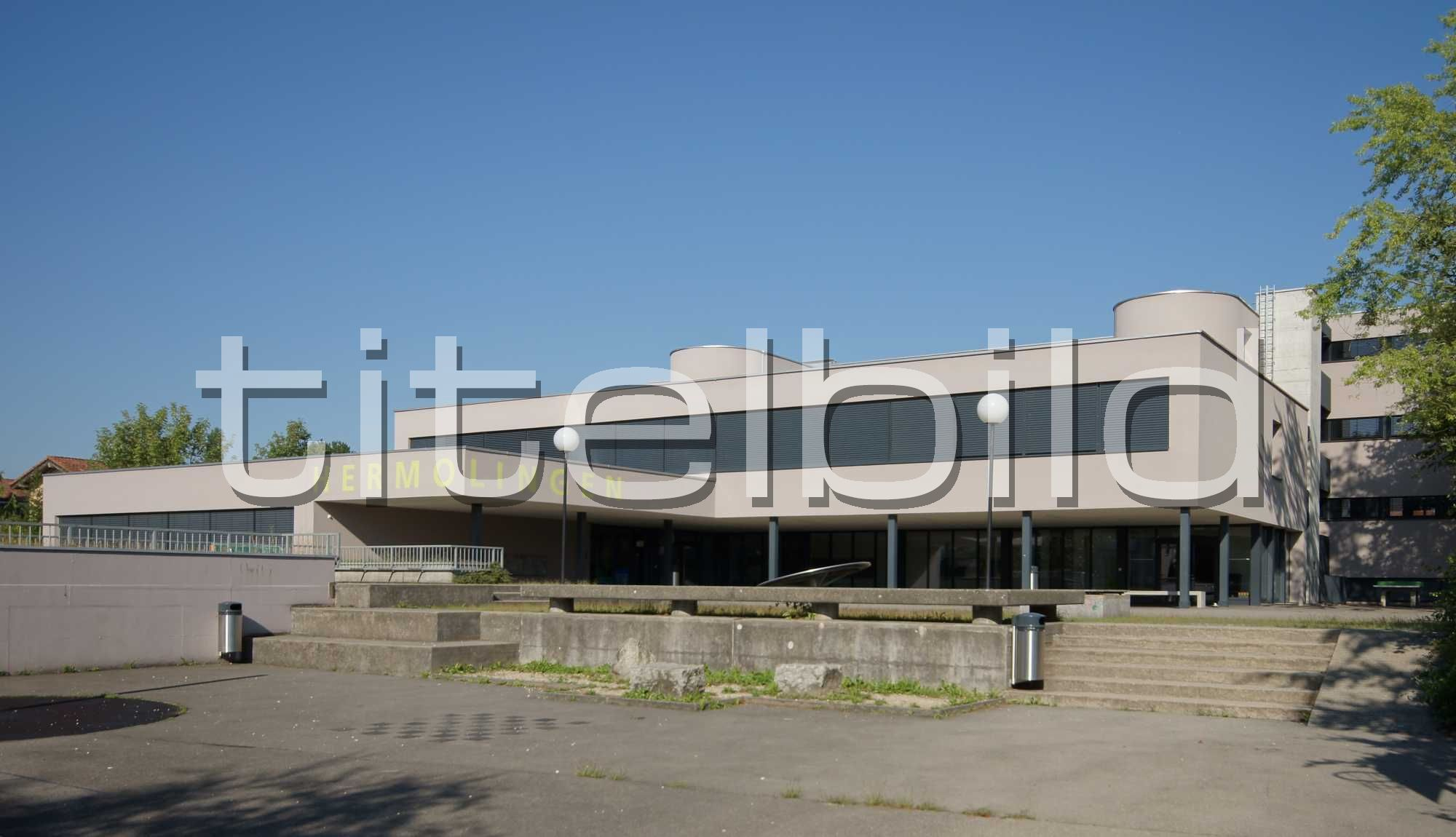 Projektbild-Nr. 4: Schulhaus Hermolingen