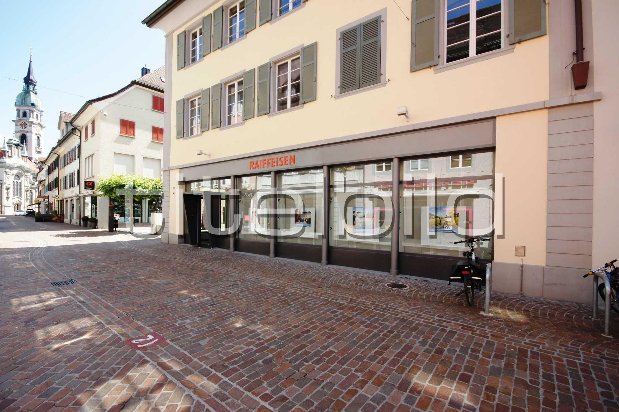 Projektbild-Nr. 3: Bankgebäude der Raiffeisenbank Frauenfeld