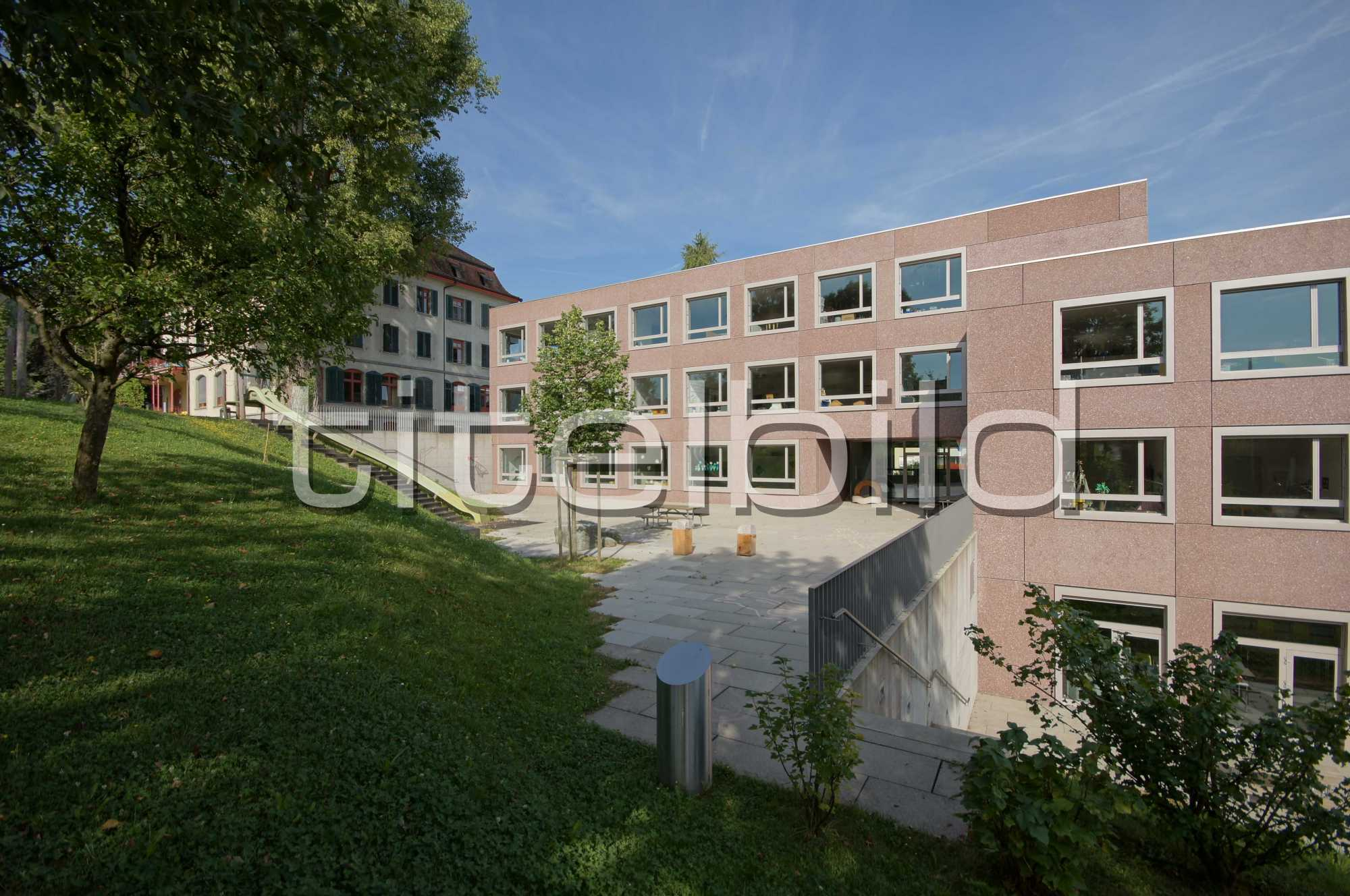 Projektbild-Nr. 0: Heilpädagogische Schule Waidhöchi
