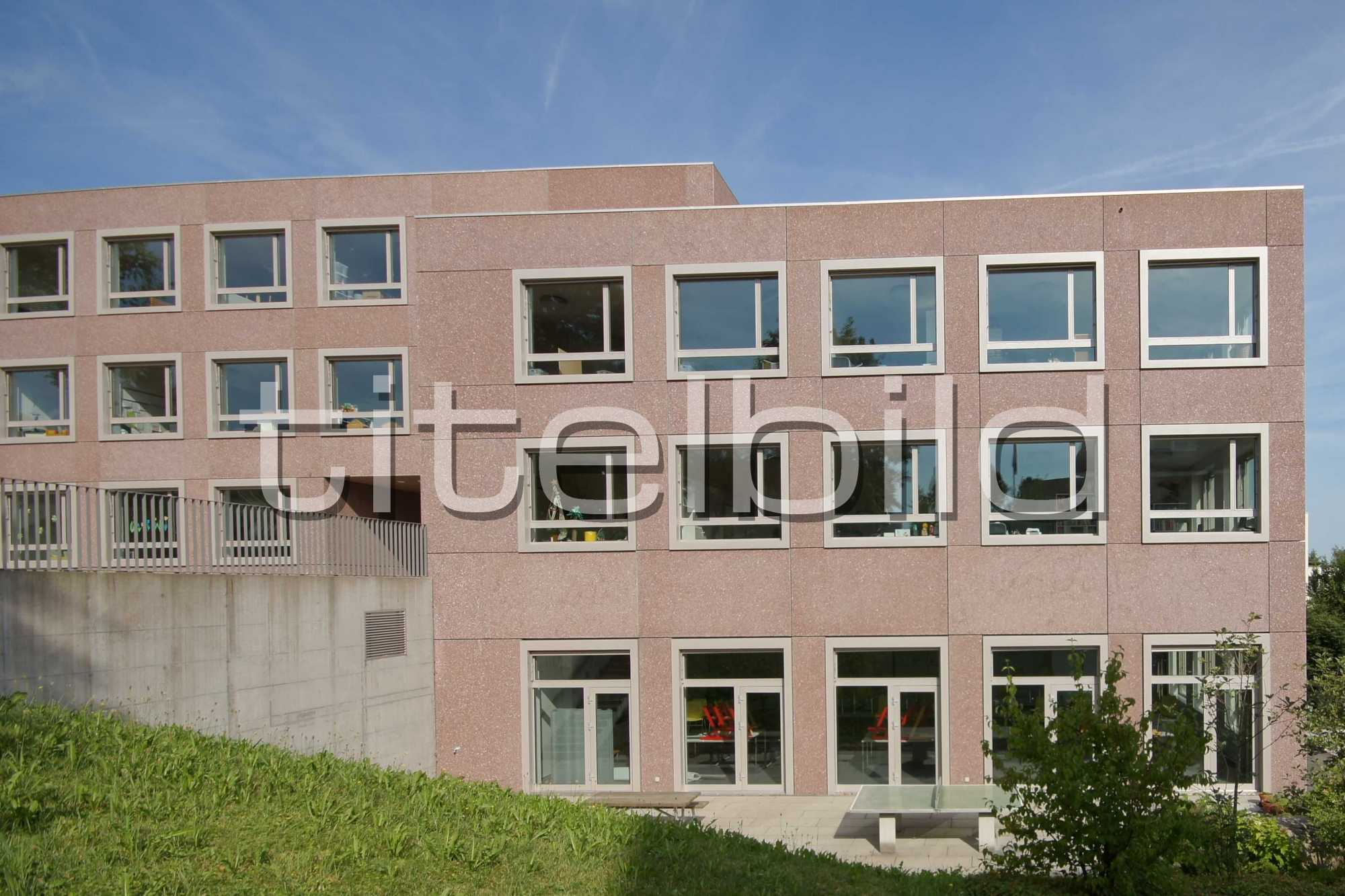 Projektbild-Nr. 2: Heilpädagogische Schule Waidhöchi