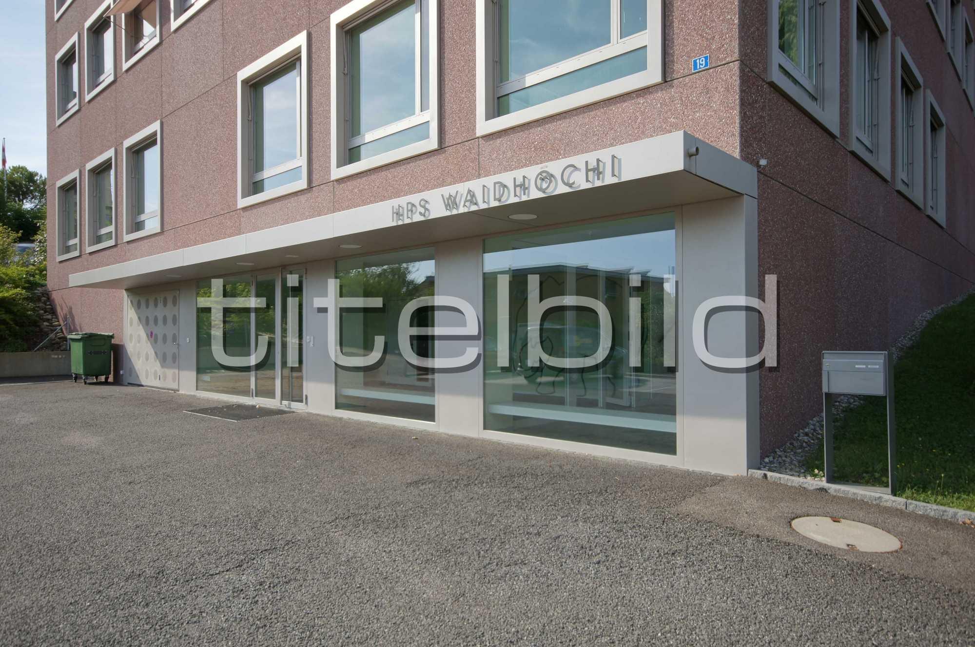 Projektbild-Nr. 4: Heilpädagogische Schule Waidhöchi