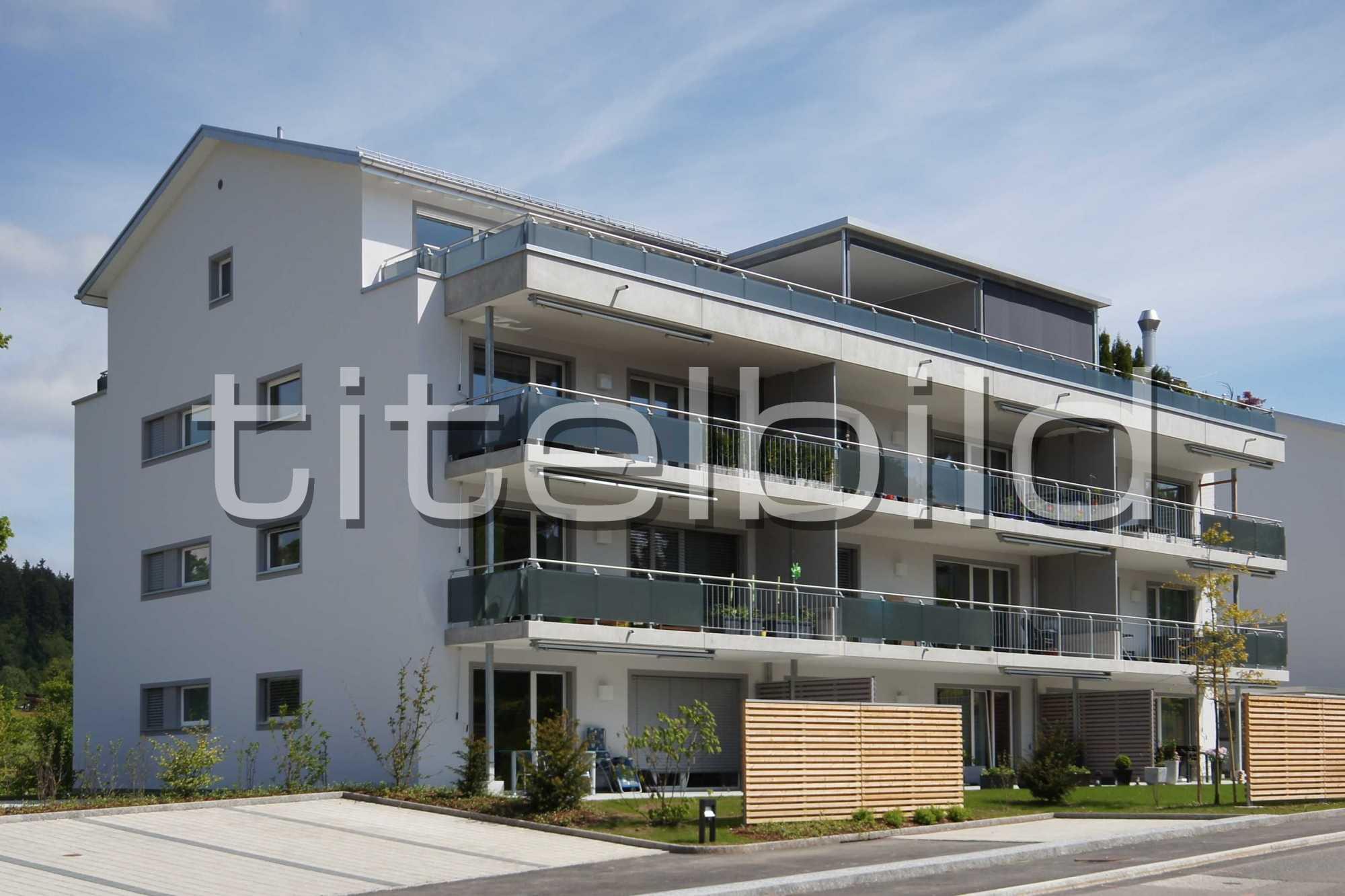Projektbild-Nr. 0: Überbauung Brunnenwies