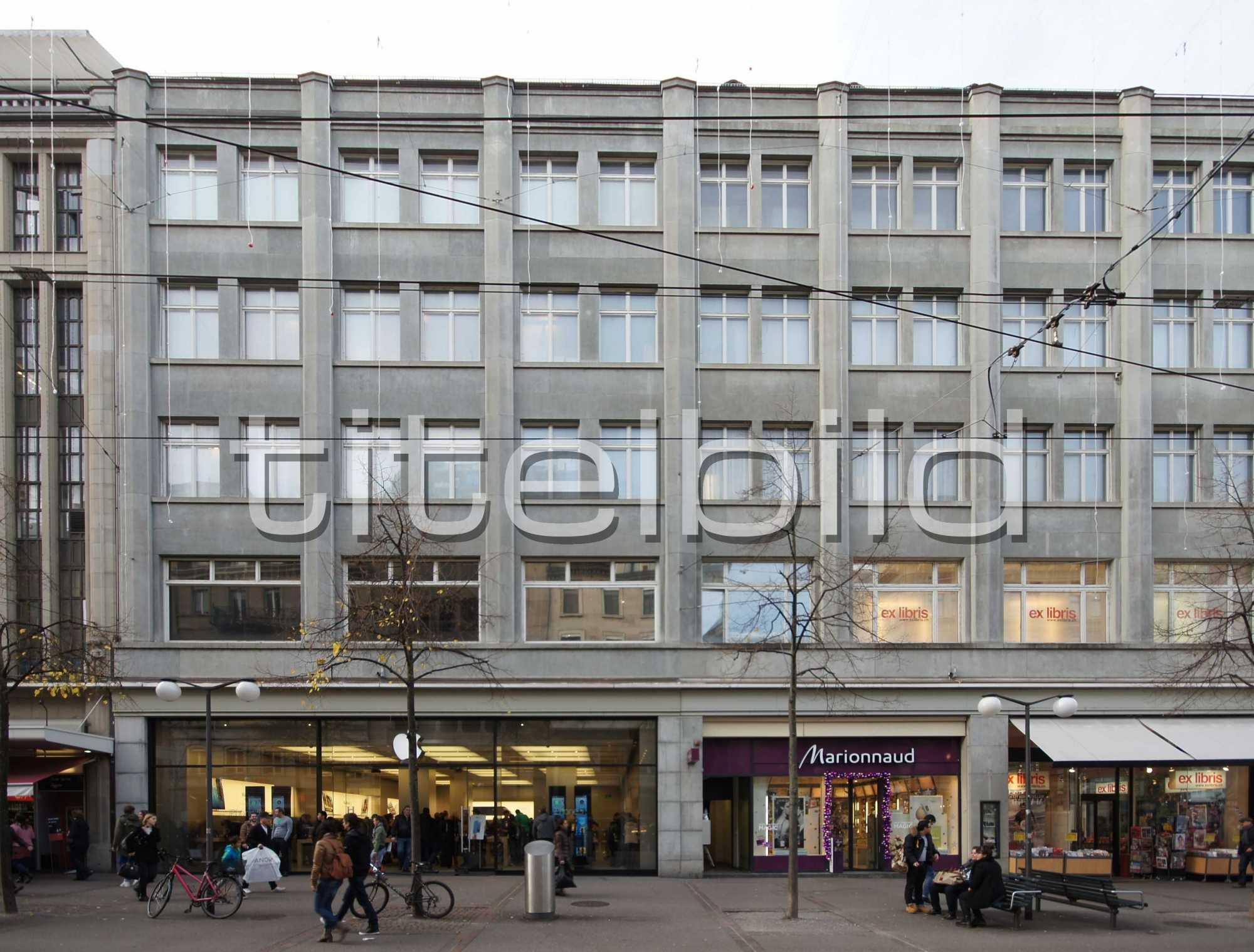 Partnervermittlung bahnhofstrasse zürich