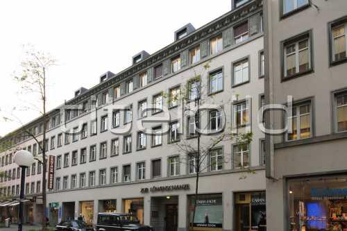 Bild-Nr: 1des Objektes Dachausbau Geschäftshaus Löwenstrasse 19