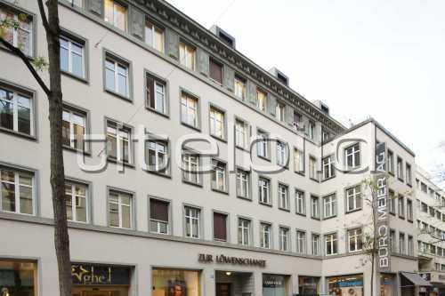 Bild-Nr: 2des Objektes Dachausbau Geschäftshaus Löwenstrasse 19