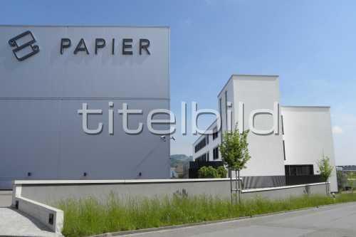 Bild-Nr: 2des Objektes Neubau Fischer Papier AG