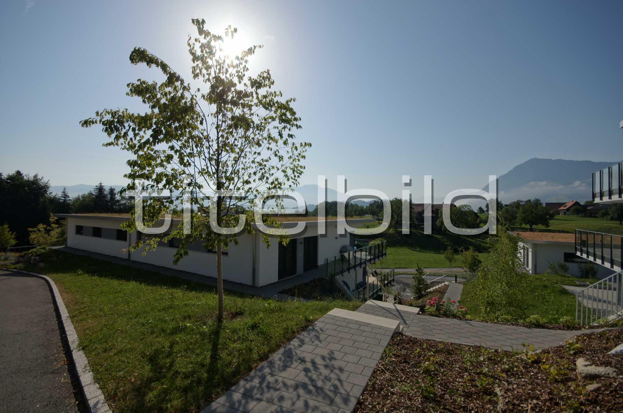 Projektbild-Nr. 3: Wohnüberbauung Sonnenrain