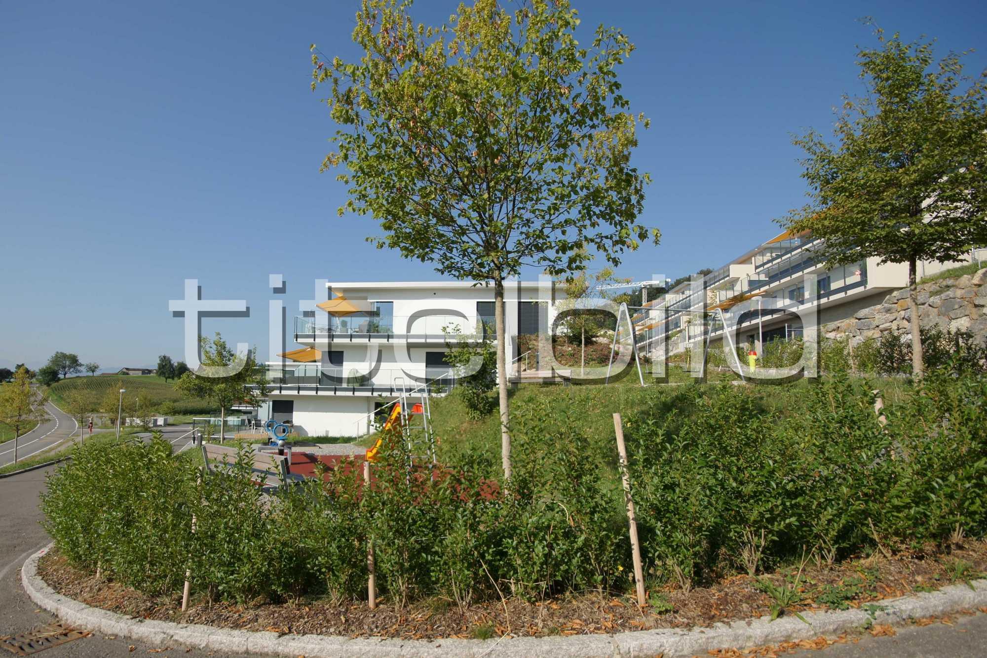 Projektbild-Nr. 4: Wohnüberbauung Sonnenrain
