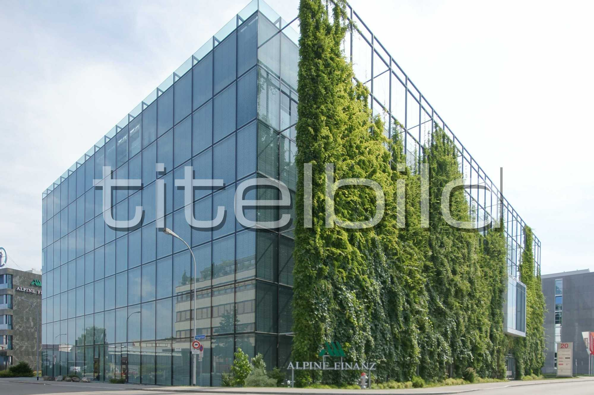 Projektbild-Nr. 1: Bürogebäude Hotelplan Management AG