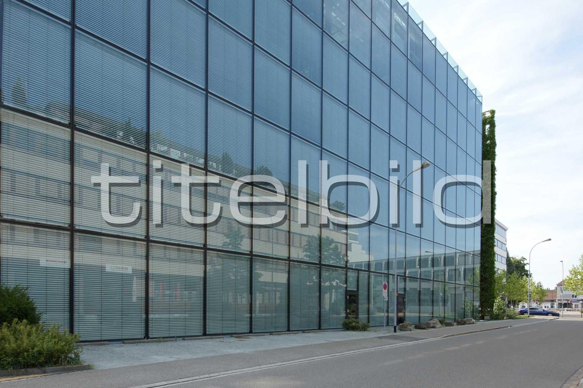 Projektbild-Nr. 2: Bürogebäude Hotelplan Management AG