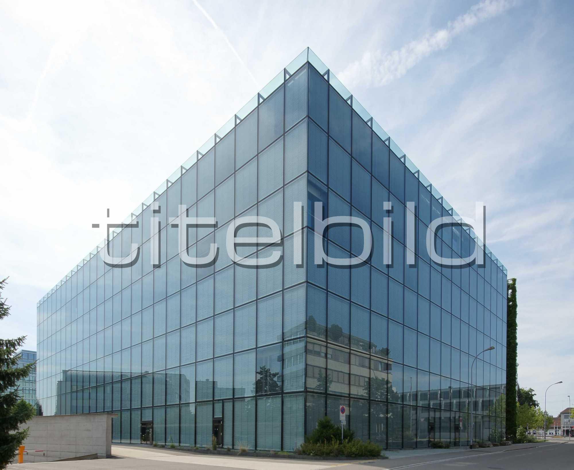 Projektbild-Nr. 3: Bürogebäude Hotelplan Management AG