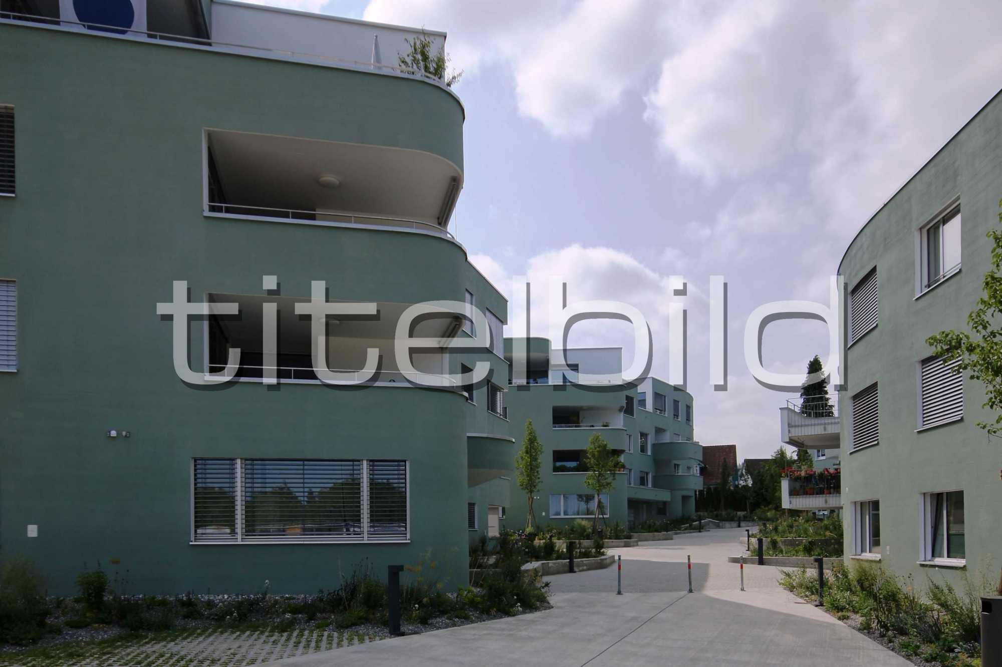 Projektbild-Nr. 0: Wohnüberbauung Widmi 3
