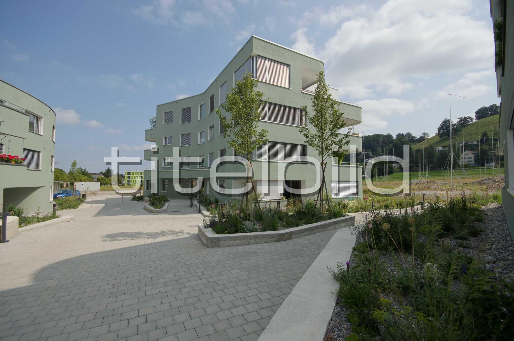 Projektbild-Nr. 6: Wohnüberbauung Widmi 3
