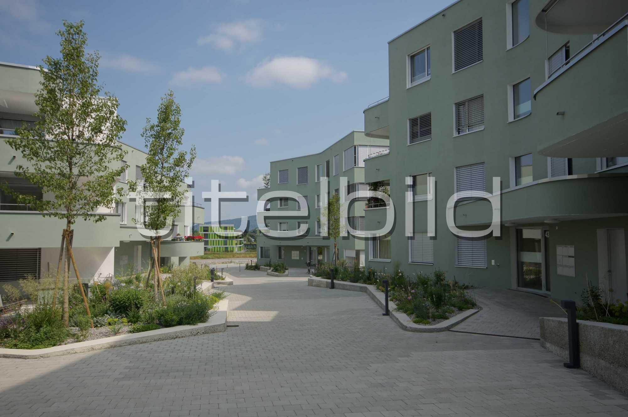 Projektbild-Nr. 5: Wohnüberbauung Widmi 3