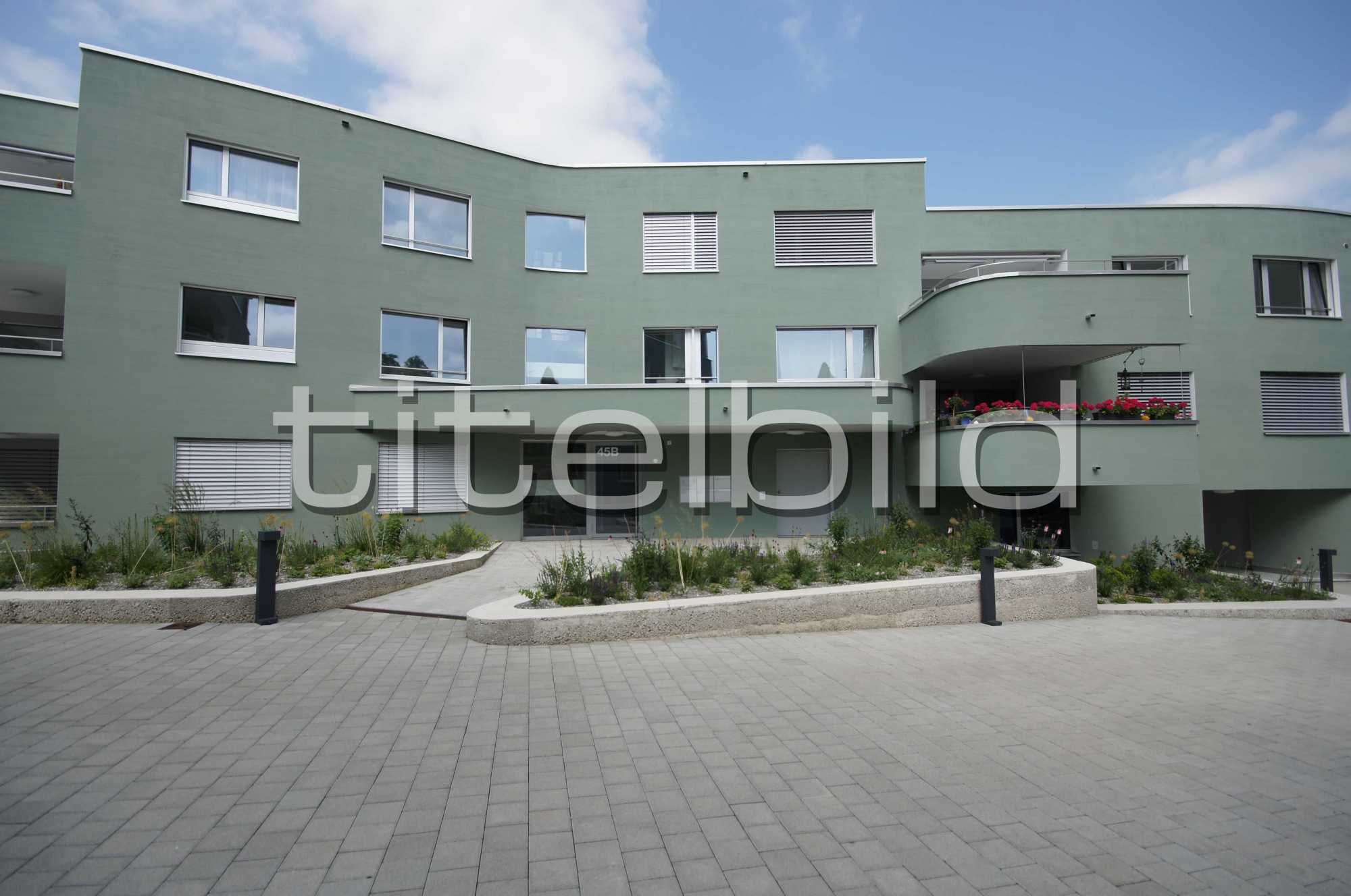 Projektbild-Nr. 8: Wohnüberbauung Widmi 3