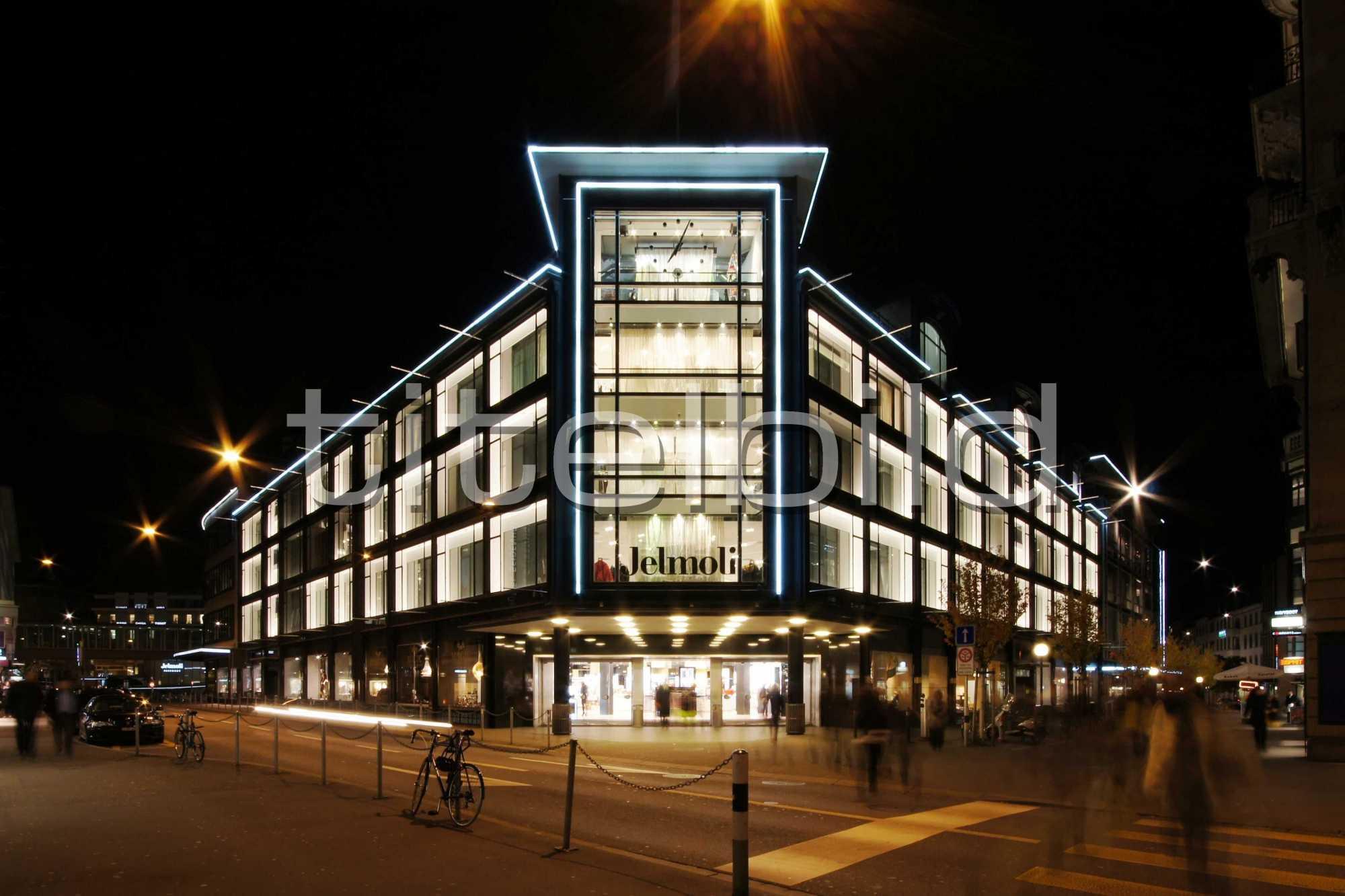 Projektbild-Nr. 0: Jelmoli - House of Brands
