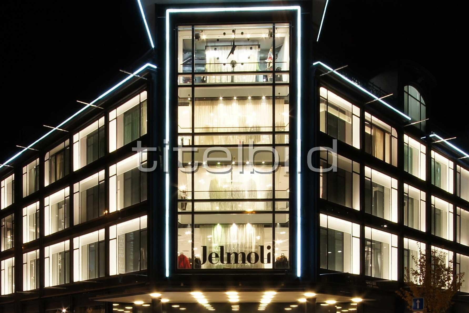 Projektbild-Nr. 1: Jelmoli - House of Brands