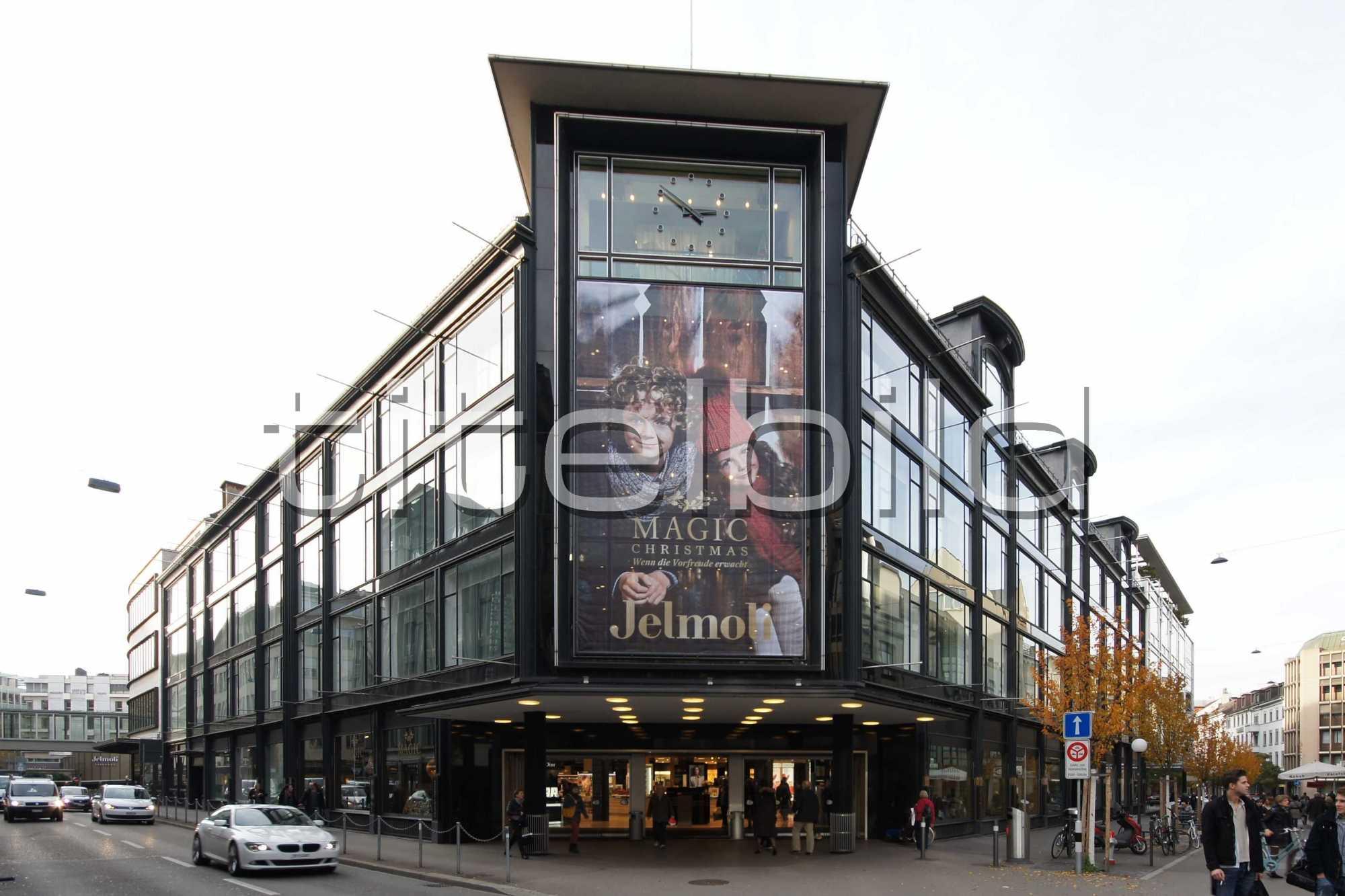 Projektbild-Nr. 2: Jelmoli - House of Brands