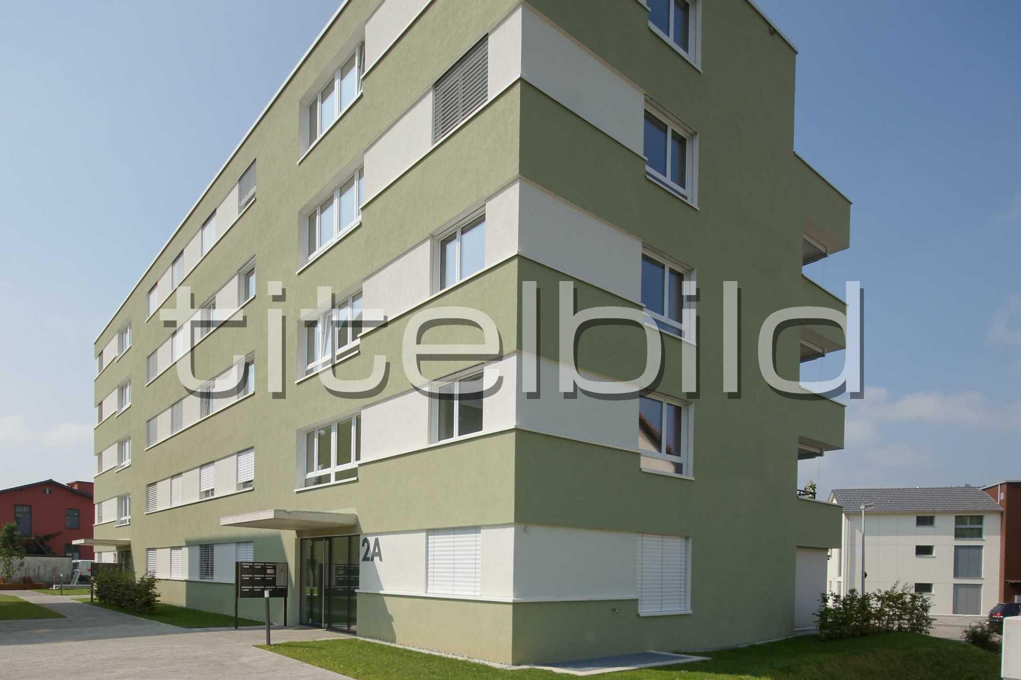 Projektbild-Nr. 1: Wohnüberbauung Am Mühleweg