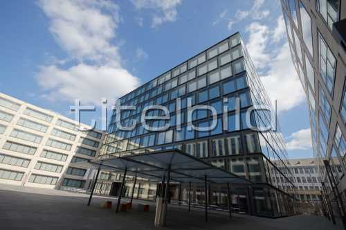 Bild-Nr: 4des Objektes Europaallee Zürich, Pädagogische Hochschule