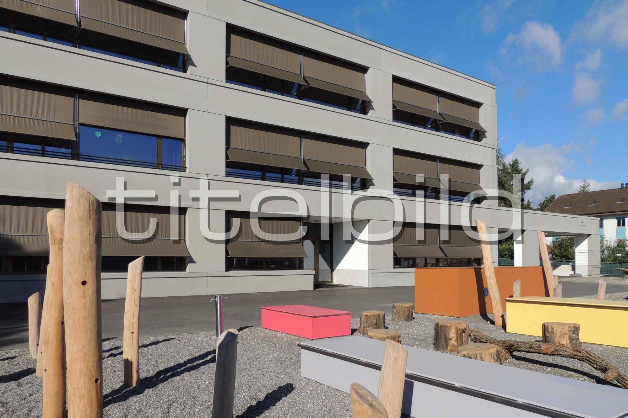 Projektbild-Nr. 1: Schulhaus Mühlematt