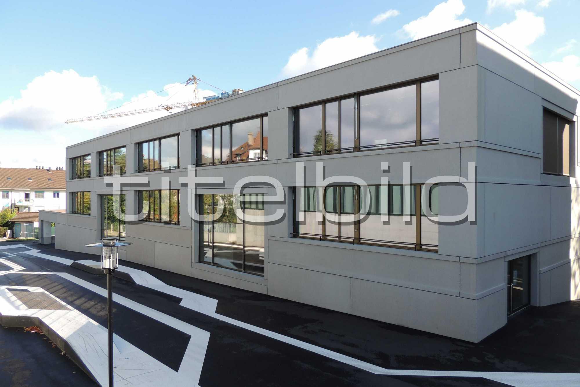 Projektbild-Nr. 4: Schulhaus Mühlematt