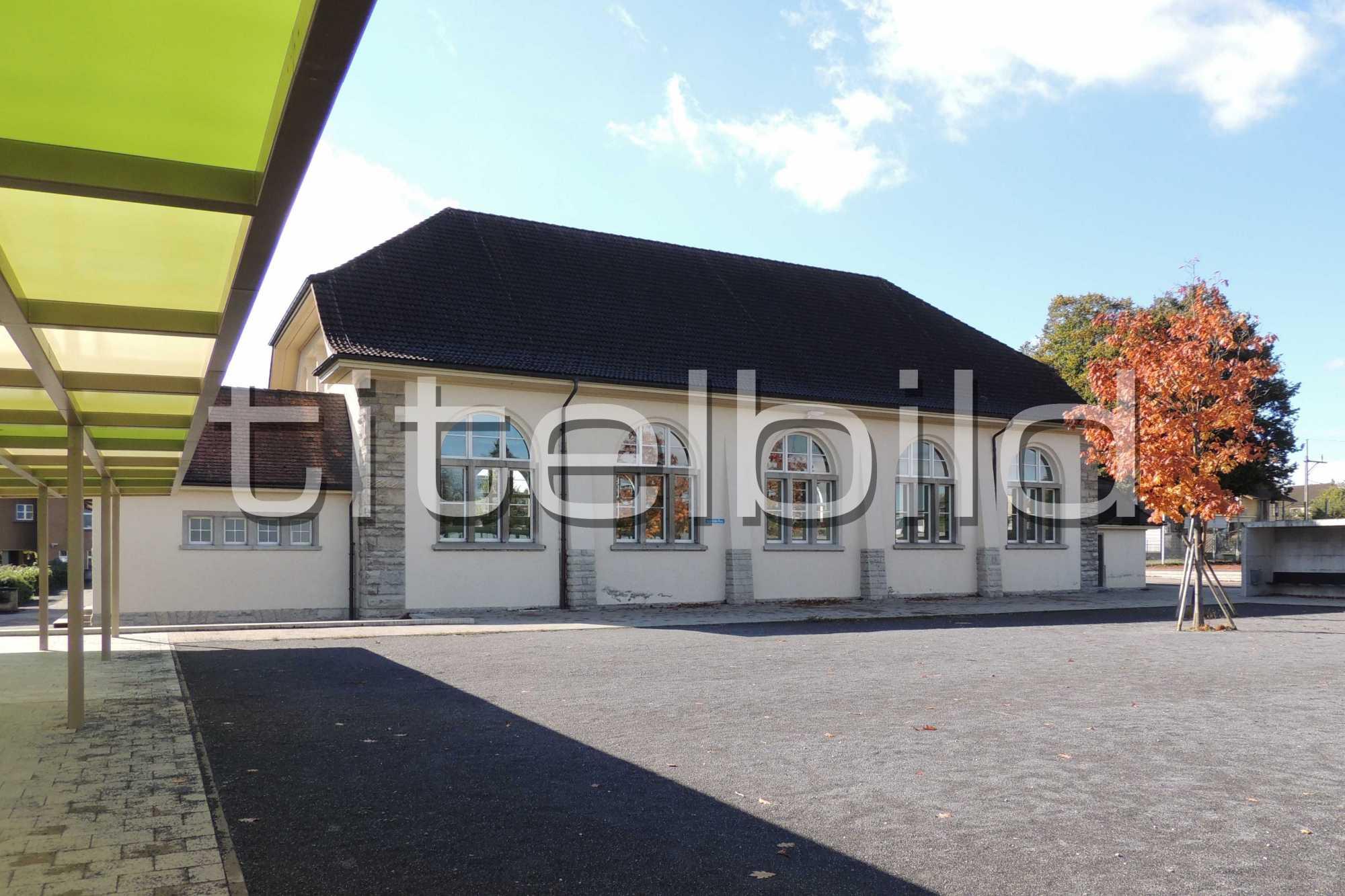 Projektbild-Nr. 5: Schulhaus Mühlematt