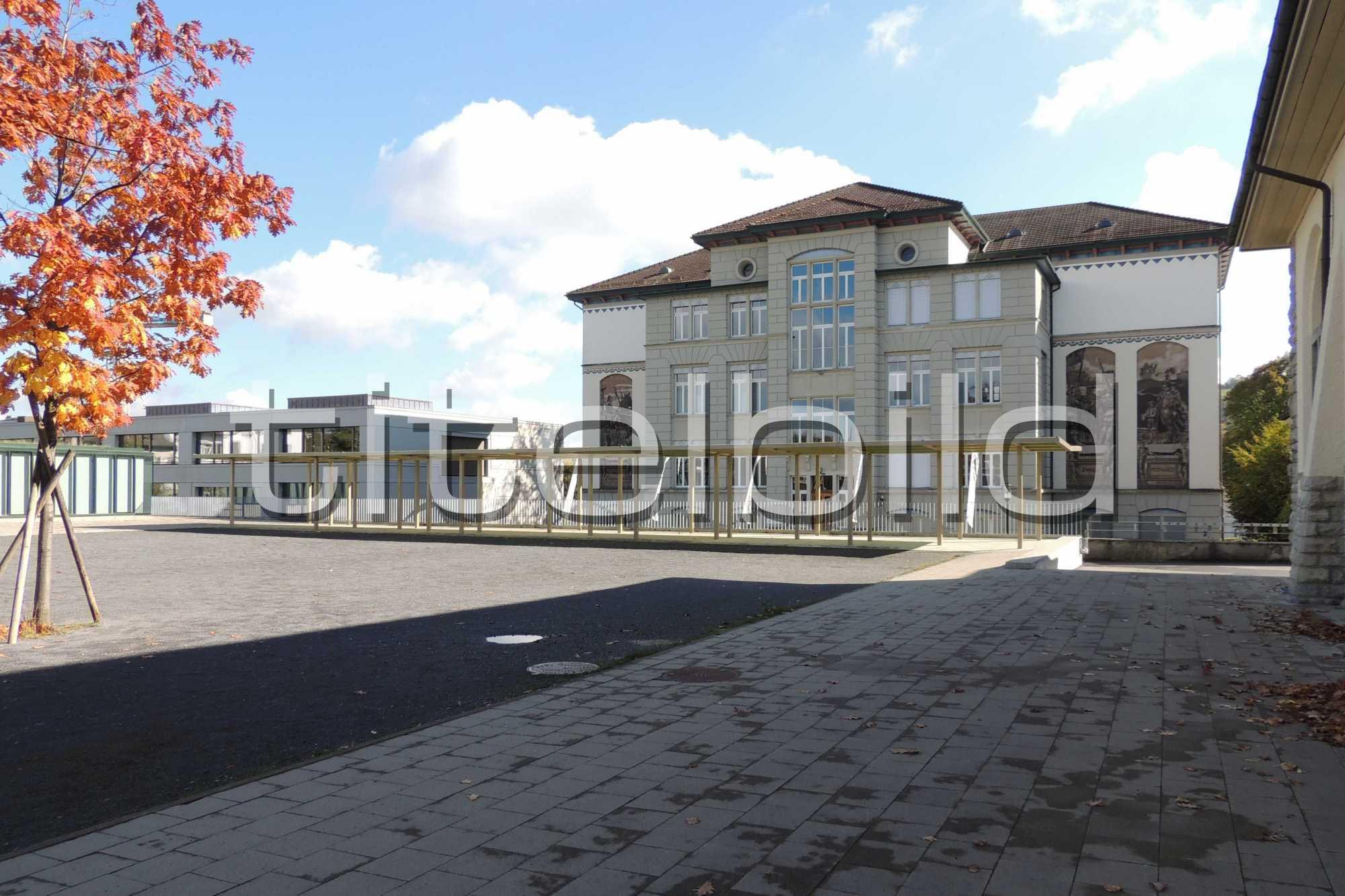 Projektbild-Nr. 6: Schulhaus Mühlematt