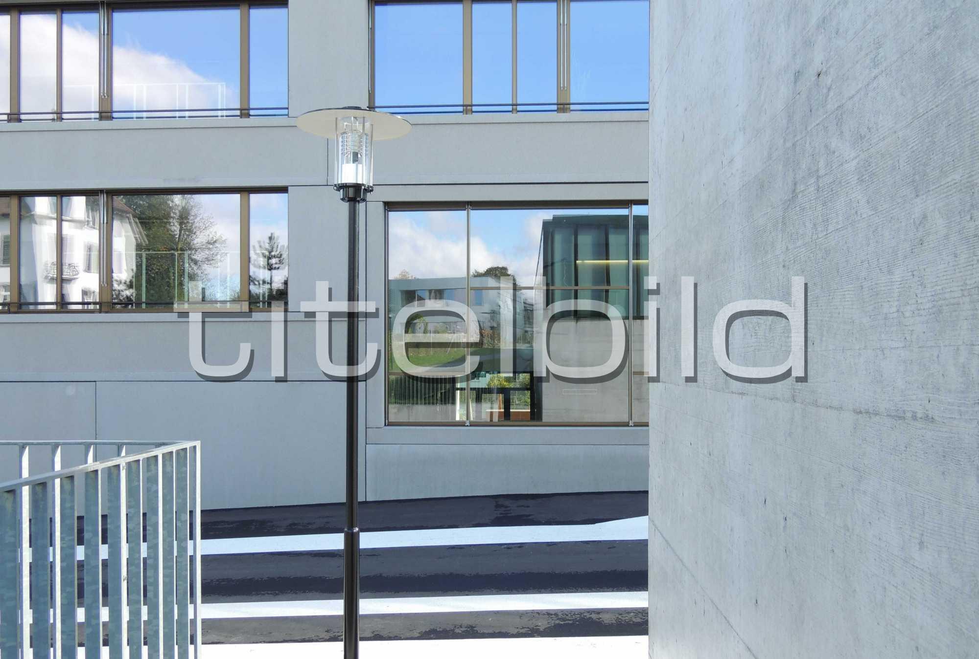 Projektbild-Nr. 7: Schulhaus Mühlematt