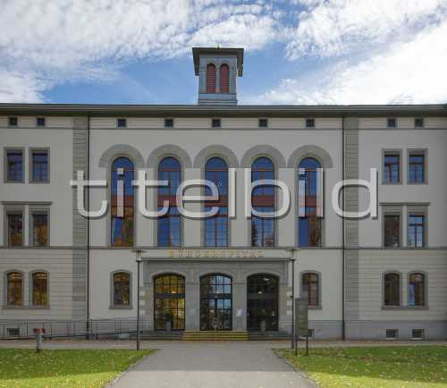 Bild-Nr: 1des Objektes Bürgerspital St. Gallen